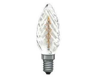 Paulmann - ampoule incandescente flamme torsadée e14 40w | p - Ampoule Incandescente