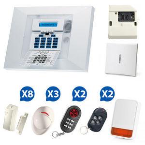 CFP SECURITE - alarme sans fil nf&a2p visonic powermax pro - 03 - Alarme