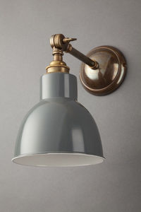 OLD SCHOOL ELECTRIC - churchill wall light - Applique