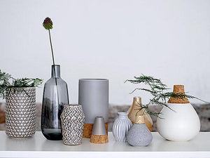 Bloomingville -  - Vase À Fleurs