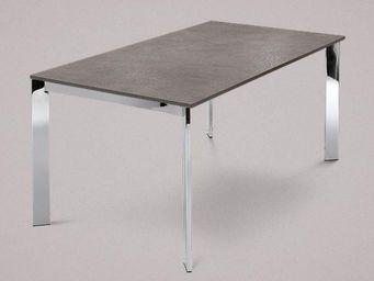 Domitalia - table repas extensible universe. - Table De Repas Rectangulaire