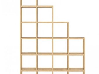 TemaHome - temahome bookcases design pombal ch�ne 18 cases - Biblioth�que