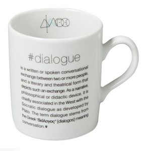 SOPHIA - #dialogue - Mug