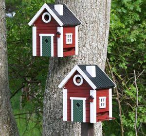 Wildlife Garden - multiholk torpet nichoir  - Maison D'oiseau