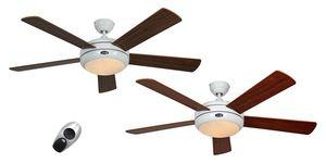 EVT/ Casafan - Ventilatoren Wolfgang Kissling - ventilateur de plafond, design silencieux 132 cm, - Ventilateur De Plafond