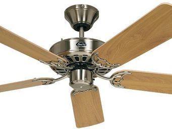 EVT/ Casafan - Ventilatoren Wolfgang Kissling - ventilateur de plafond, royal bn, classic 132 cm, - Ventilateur De Plafond