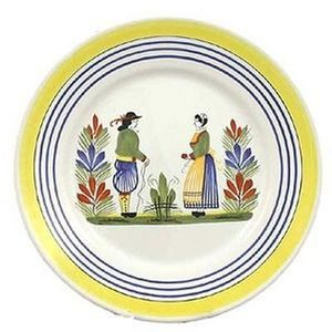 Hb Henriot -  - Assiette Plate