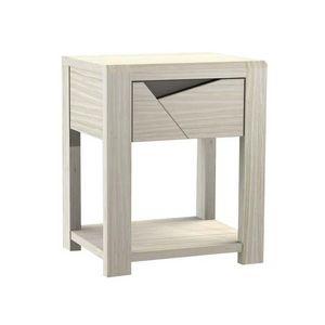 Girardeau - chevet 1 tiroir symphonie - Table De Chevet