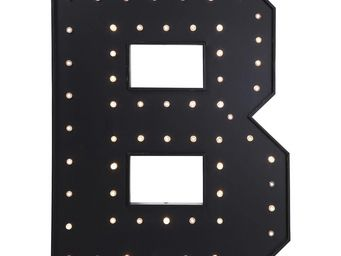Kare Design - applique b noir led - Applique