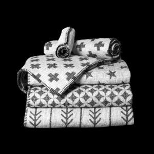 SOLO ATHENS - sã?lã? cross towel - Serviette De Toilette