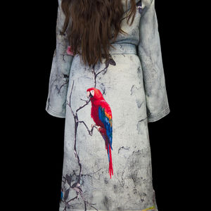 SOLO ATHENS - sã?lã? designer bathrobe rio - Robe De Chambre
