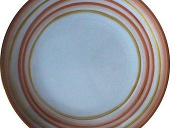 Marie Daage - ondes - Assiette Plate