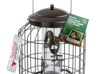 GARDMAN - mangeoire à oiseaux anti-écureuils ultra résistant - Mangeoire À Oiseaux