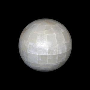 Lune d'Onyx - lampe metzli - Lampe À Poser