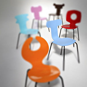 MoodsforSeats - la discrète - Chaise