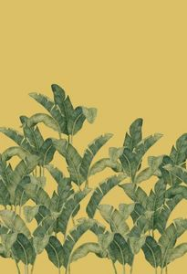 TRES TINTAS - bananella - Papier Peint