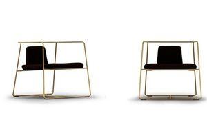 FRANK CHOU Design Studio - kuan - Fauteuil