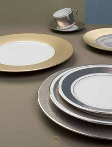 Legle - monte carlo - Assiette Plate