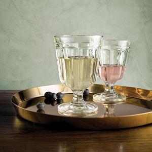 La Rochere - anjou lot de 6 verres - Service De Verres