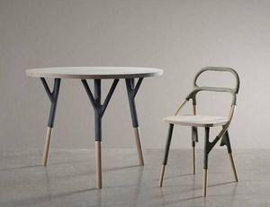 ELISE GABRIEL - zelfo - Table De Repas Ronde