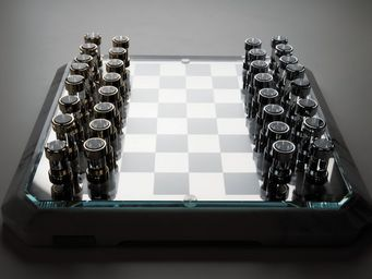 Teckell -  - Jeu D'échecs