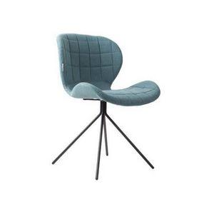 ZUIVER - chaise design omg zuiver - Chaise Pivotante