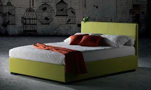 Milano Bedding - malibu deux places - Lit Double