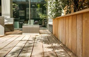 CARRESOL PARQUET -  - Plancher De Terrasse
