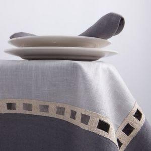 BORGO DELLE TOVAGLIE - grey stone - Nappe Rectangulaire