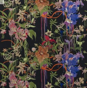 CHRISTIAN LACROIX FOR DESIGNERS GUILD - orchids fantasia - Tissu D'ameublement
