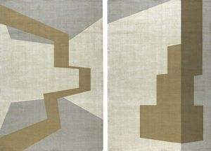 Codimat Co-Design - fragments of moods - Tapis Contemporain