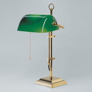 Berliner Messinglampen -  - Lampe De Banquier