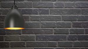 CasaLux Home Design - graphite noir - Carrelage Mural
