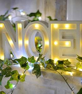 Blachere Illumination - mot lumineux - Décoration De Noël