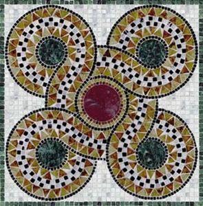 Marbrerie Des Yvelines -  - Carrelage De Sol Mosaique