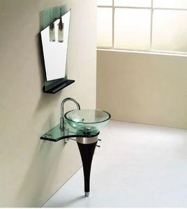 My Design -  - Lavabo Sur Colonne Ou Pied