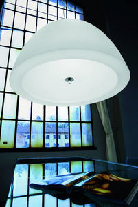 Jacques Bouygue Luminaires - willy - Suspension De Bureau