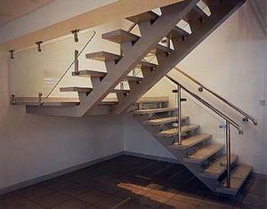 Safety Stairways -  - Escalier Droit