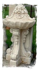 Esprit Antique -  - Fontaine Murale D'extérieur