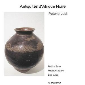 Galerie Toguna -  - Vase Décoratif