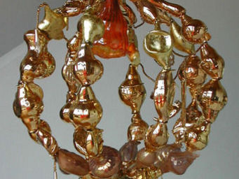 Diane Casteja - golden beauty - Lustre