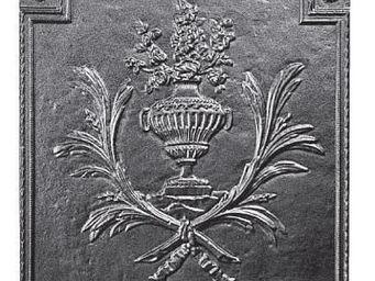 Stern - vase louis xvi - Plaque De Cheminée
