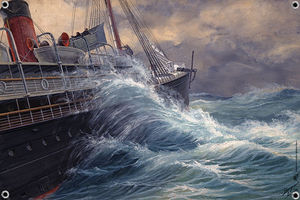 KIPEUK déco - d'alphonse bonquart - Marine