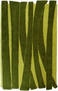 GRAVITI ZONE RUGS - grass - Tapis Contemporain