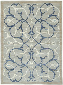 Parsua Tapis Contemporains - arabesques d'ispahan - Tapis Contemporain