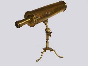 ANTIQUITES LE SAINT GEORGES - télescope de voyage - Télescope