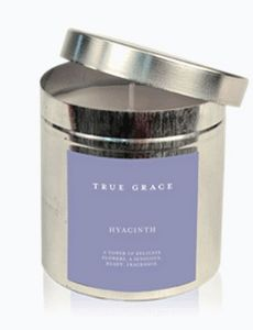 Arco Candles - hyacinth - Bougie Parfumée