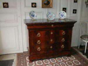 Antiquit�s NANINCK et LENGAIGNE -  - Commode
