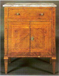 ARS ANTIQUA -  - Table De Chevet
