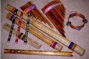 Medio Mundo -  - Instrument De Musique